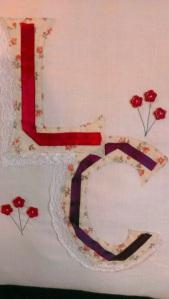 monogram letters