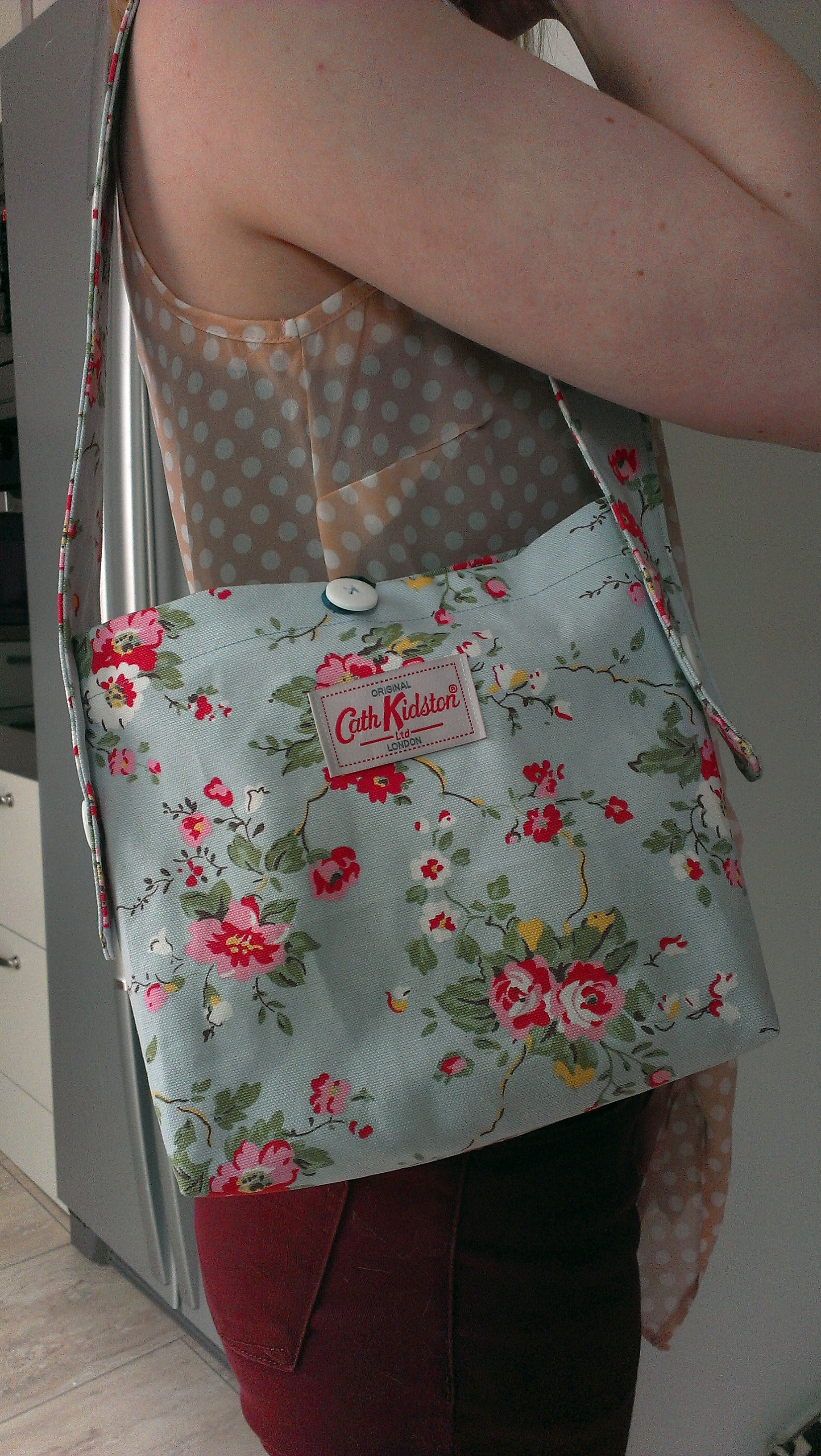 Cath Kidston Sew Shoulder Bag Instructions 98