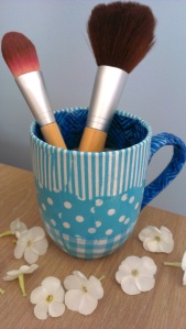 decoupage mug