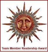 team readership award