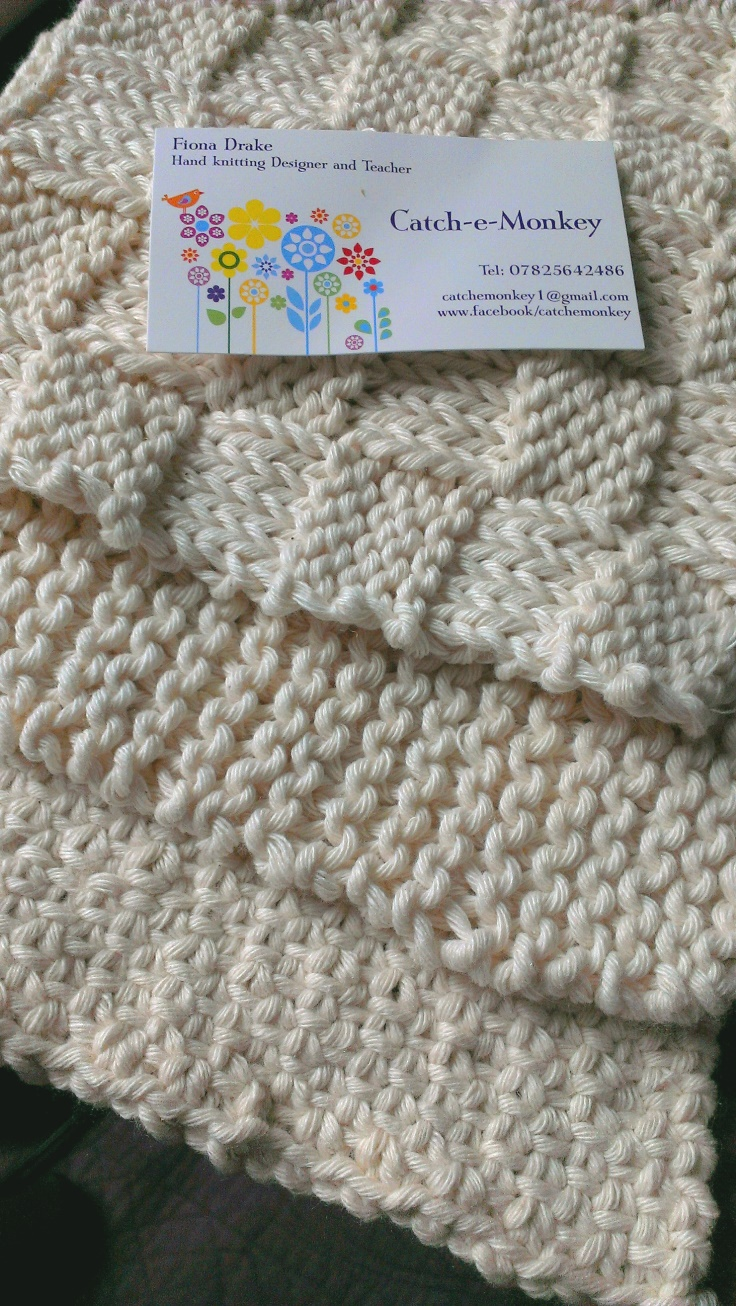 Knitted Eco-Friendly Dishcloths