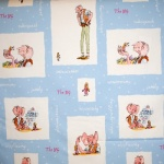roald dahl fabric the bfg