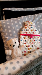 quilted hot water bottle cath kidston