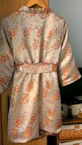 burda 7297 kimono back