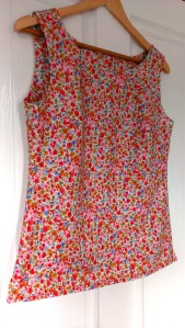 new look 6483 sleeveless top