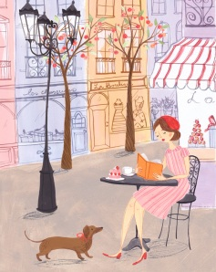 coffee in paris emma block