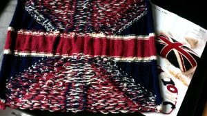 fairisle union jack back