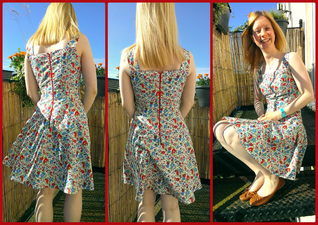 371f01a3b84 ... look great at a summer wedding! liberty party dress simplicity 6243.  The New ...