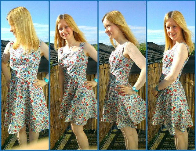 liberty print dress simplicity 6243