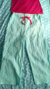 seersucker margot pyjamas, tilly and the buttons