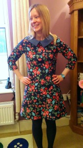 tilly and the buttons francoise dress