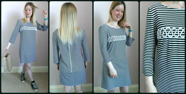 new look simplicity 6145 dress