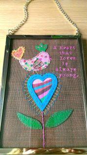 carolyn gavin bird embroidery