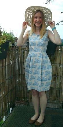 by hand london elisalex dress