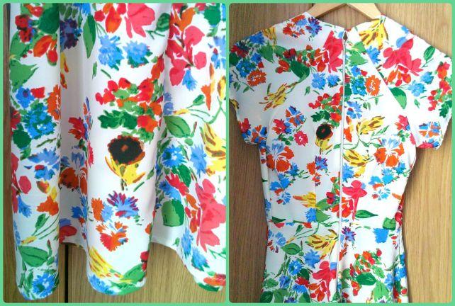 simplicity 1699 back skirt