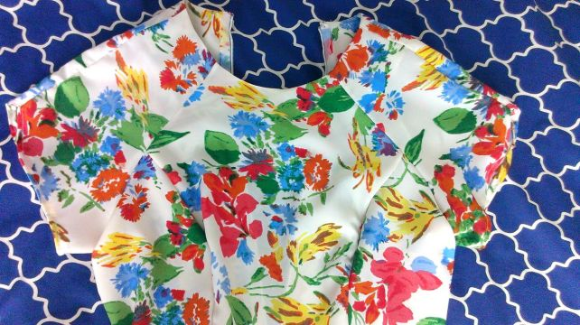 simplicity 1699 dress sleeves
