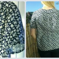 Tilly & the Buttons Mimi Blouse