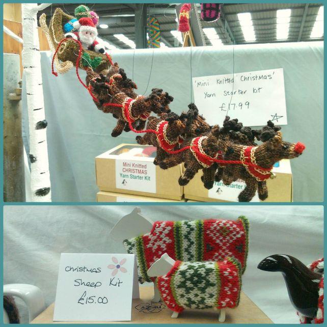 yarndale christmas crafts