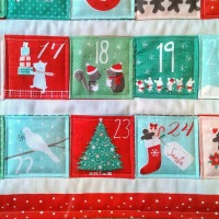 Sew Your Own Advent Calendar