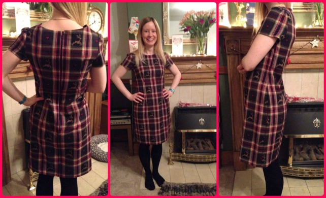 tilly and the buttons tartan megan