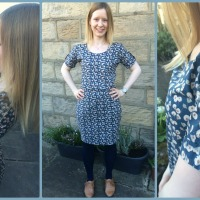 Blogger Network #23 - A Spring Bettine Dress