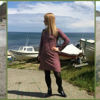 Yet another Tilly & the Buttons Coco dress...