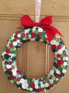 handmade-button-wreath