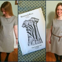 Blogger Network #31 - Merchant & Mills Camber Dress
