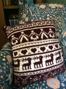 MillaMia Elk Cushion