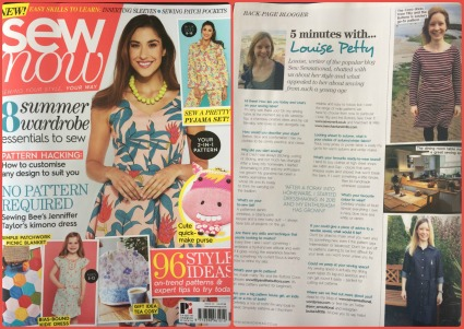 Sew Now Magazine Issue 10