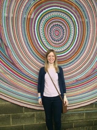 yarndale giant mandala
