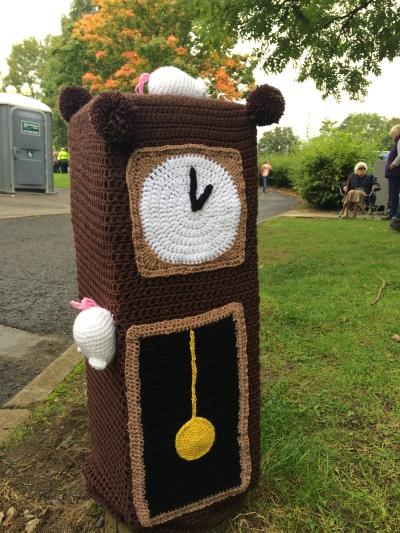 yarndale yarn bomb